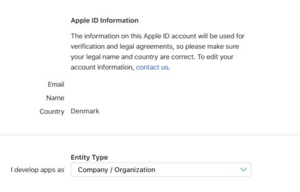 apple volume license agreement